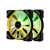 VENTILADOR 140mm IN WIN CROWN ARGB PACK2 - Inside-Pc
