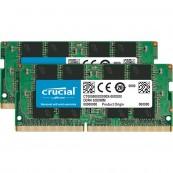 MEMORIA RAM SO-DIMM DDR4 16GB 2X8GB CRUCIAL - 2666MHZ - PC4-21300 - CL19 - Inside-Pc