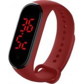 Reloj Pulsera Termometro Rojo - Inside-Pc