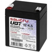 Bateria Salicru UBT 12V - 4.5AH compatible con SAI Salicru - Inside-Pc