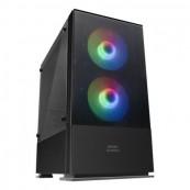 Caja PC Gaming Minitorre Mars Gaming MCZ - M-ATX - RGB - Inside-Pc