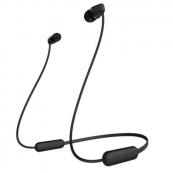Auriculares con Microfono Bluetooth Intrauditivos Sony WIC200B.CE7 - Negros - Inside-Pc