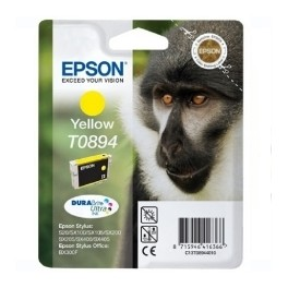 CARTUCHO TINTA EPSON T0894 AMARILLO 3.5ML S20 / SX105 / SX200 / SX205 / SX 405 - Inside-Pc