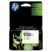 CARTUCHO TINTA HP 920XL CD974AE AMARILLO 6ML 6500/ - Inside-Pc