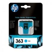 INK CARTRIDGE CYAN HP 363 C8771EE 4ML 8250 - Inside-Pc