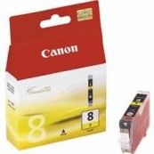 CARTUCHO TINTA CANON CLI 8 AMARILLO 8ML PIXMA 4200/ 5200/ 6600/ MP500/ 800 - Inside-Pc