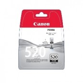 CARTUCHO CANON NEGRO PGI 520 PIXMA 3600/4600 MP540/620/630/980 MX860/ 870/  BLISTER - Inside-Pc