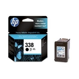 CARTUCHO TINTA HP 338 C8765EE NEGRO 11ML 5740/ 6840/ 6540/ 8150/ 8450 - Inside-Pc