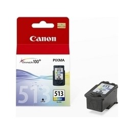 CARTUCHO TINTA CANON CL 513 TRICOLOR 15ML MP240/ 260/ 480 - Inside-Pc