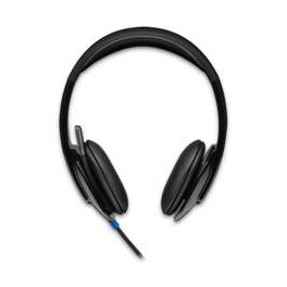 AURICULARES CON MICROFONO LOGITECH HEADSET H540 USB - Inside-Pc