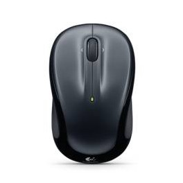 MOUSE LOGITECH M325 PLATEADO OSCURO WIRELESS - Inside-Pc
