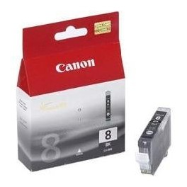 CARTUCHO TINTA CANON CLI 8BK NEGRO 13ML PIXMA 4200/ 5200/ MP500/ 800 - Inside-Pc