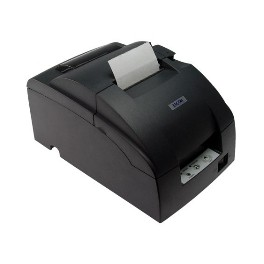 IMPRESORA TICKET EPSON TM-U220D USB NEGRA - Inside-Pc