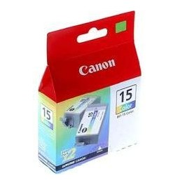 CARTUCHO CANON NEGRO BCI15BK i70/i80/IP90 - Inside-Pc