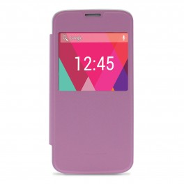 "FUNDA SLIM COVER CASE  PHOENIX PARA TELEFONO SMARTPHONE  PHROCKX1 5"" ROSA - Inside-Pc"