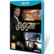 JUEGO WII-U - 007: LEGENDS Seminuevo - Inside-Pc