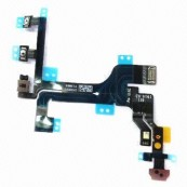 Flex Encendido / Volumen iPhone 5C - Inside-Pc