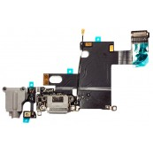 Conector Carga + Audio + Microfono Flex iPhone 6 - Inside-Pc