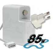 Adaptador para Macbook 85 W conector Magsafe 1 - Inside-Pc