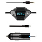 Transmisor FM Wireless Apple Lightning - Inside-Pc