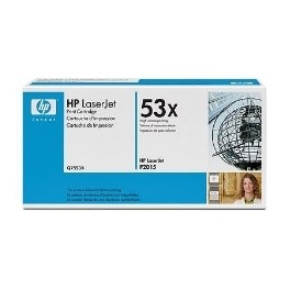 TONER NEGRO HP Q7553X 7000 Pag. LASER JET