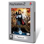 Juego PS2 El Señor De Los Anillos:El Retorno Del Rey Seminuevo - Inside-Pc