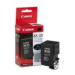 Liquidacion Cartucho inkjet Canon BX-20 Negro - Inside-Pc