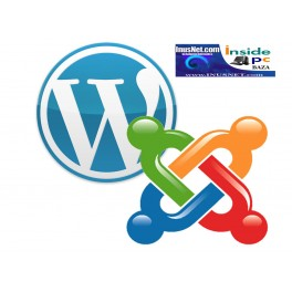 DISEÑO PAGINA WEB JOOMLA / WORDPRESS