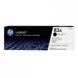 TONER ORIGINAL HP 83A NEGRO PACK-2 - Inside-Pc