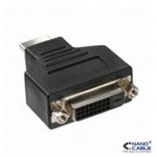ADAPATDOR DVI 24+1 - H-HDMI/M NANOCABLE - Inside-Pc