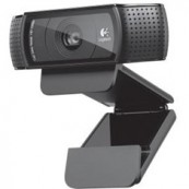 WEBCAM LOGITECH C920 NEGRA FULL HD 1080P 15MP - Inside-Pc
