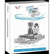 SOFTWARE V3+TPV+SAT+RMA LICENCIA ELECTRO 5 USUARIO marca V3 SOFTWARE - Inside-Pc