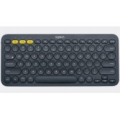 LOGITECH KEYBOARD K380 BLACK MULTI-DEVICE brand LOGITECH - Inside-Pc