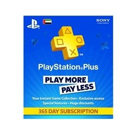 ACCESORIO PS4 - PS3 - PSVITA - PS4 - PLAYSTATION PLUS CARD 365 DIAS   - Inside-Pc