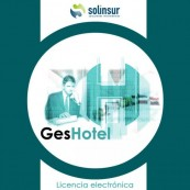 SOFTWARE GESHOTEL LICENCIA ADICIONAL marca SOLINSUR - Inside-Pc