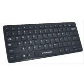 TECLADO USB PRIMUX K100 ULTRA THIN NEGRO - Inside-Pc