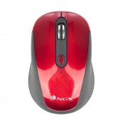 RATON OPTICO NGS RED HAZE WIRELESS - Inside-Pc