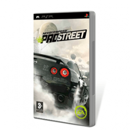 JUEGO PSP NEED FOR SPEED PRO STREET SEMINUEVO - Inside-Pc