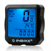 Cuentakilometros Digital Multifuncion Bicicleta Inbike IC528 - Inside-Pc
