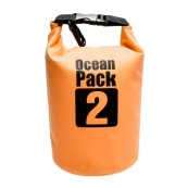 Waterproof bag Orange Ocean Pack2 - Inside-Pc