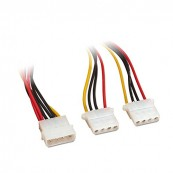 CABLE ALIMENTACION MOLEX 5.25-M 2X5.25-H - Inside-Pc
