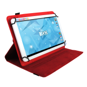 "FUNDA TABLET 3GO 7"" UNIVERSAL ROJA - Inside-Pc"