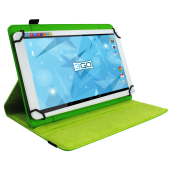 "FUNDA TABLET 3GO 7"" UNIVERSAL VERDE - Inside-Pc"