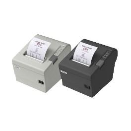 IMPRESORA TICKET EPSON TM-T88-V TÉRMICA PARALELO - USB NEGRA - Inside-Pc