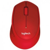 MOUSE LOGITECH M330 RED WIRELESS SILENT PLUS - Inside-Pc