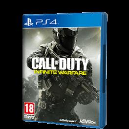 JUEGO PS4 - CALL OF DUTY INFINITE WARFARE + DLC 2 MAPAS - Inside-Pc