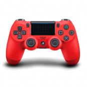 ORIGINAL GAMEPAD SONY PS4 DUALSHOCK RED V.2 - Inside-Pc