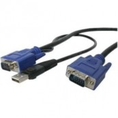 CABLE KVM STARTECH 2 EN 1 - Inside-Pc
