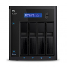 SERVIDOR NAS WD MY CLOUD EX4100 0TB - Inside-Pc