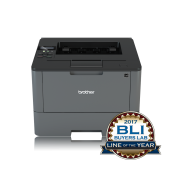 IMPRESORA LASER NEGRO BROTHER HL-L5200DW - Inside-Pc